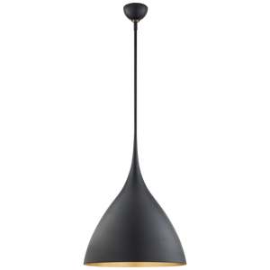 Agnes Medium Pendant - Luxury Lighting By Greige