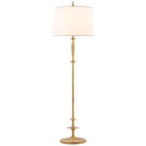 Lotus Floor Lamp - Luxury Lighting By Greige