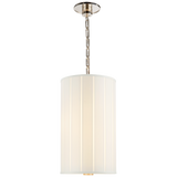 Perfect Pleat Tall Hanging Shade - Luxury Lighting By Greige