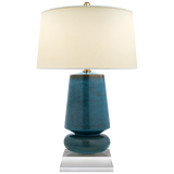 Parisienne Small Table Lamp - Luxury Lighting By Greige
