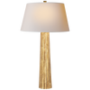 Fluted Spire Large Table Lamp - Luxury Lighting By Greige