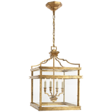 Mykonos Medium Lantern - Luxury Lighting By Greige