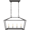 Darlana Small Linear Lantern - Luxury Lighting By Greige