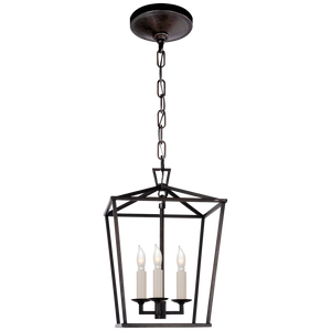 Darlana Mini Lantern - Luxury Lighting By Greige
