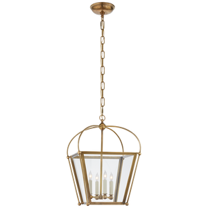 Plantation Small Square Lantern