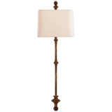 Cawdor Stanchion Wall Light - Luxury Lighting By Greige