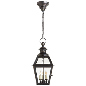 Chelsea Medium Hanging Lantern - Luxury Lighting By Greige