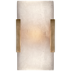 Covet Wide Clip Bath Sconce - Luxury Lighting By Greige