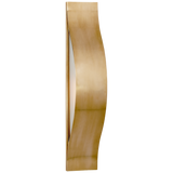 Avant Medium Linear Sconce - Luxury Lighting By Greige