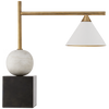 Cleo Desk Lamp - Luxury Lighting By Greige