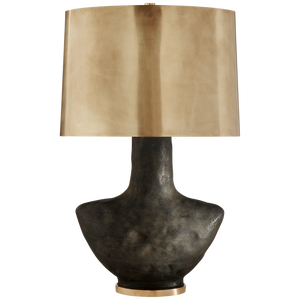 Armato Small Table Lamp - Luxury Lighting By Greige