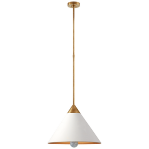 Cleo Pendant - Luxury Lighting By Greige