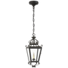 Lafayette Small Hanging Lantern - Luxury Lighting By Greige
