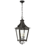 Orleans Large Hanging Lantern - Luxury Lighting By Greige