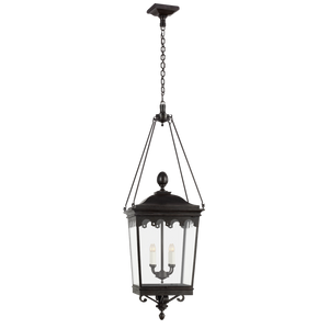 Rosedale Grand Large Hanging Lantern