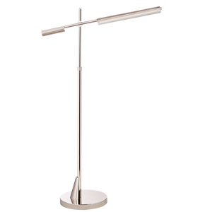 Daley Adjustable Floor Lamp - Luxury Lighting By Greige