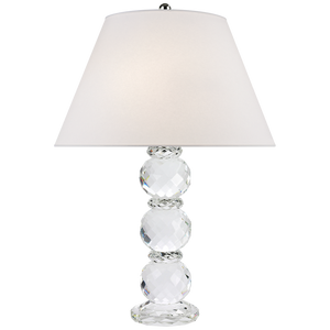 Daniela Table Lamp - Luxury Lighting By Greige