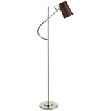 Benton Adjustable Floor Lamp - Luxury Lighting By Greige