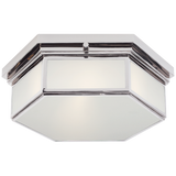 Berling Small Flush Mount - Luxury Lighting By Greige