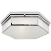 Berling Large Flush Mount - Luxury Lighting By Greige