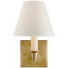 Evans Single Arm Sconce - Luxury Lighting By Greige