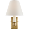 Evans Library Sconce - Luxury Lighting By Greige