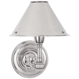 Anette Single Sconce - Luxury Lighting By Greige
