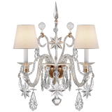 Alexandra Large Sconce - Luxury Lighting By Greige
