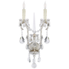 Alessandra Large Chandelier Sconce - Luxury Lighting By Greige