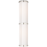 Bleeker Double Bath Sconce - Luxury Lighting By Greige