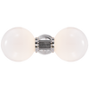 McCarren Double Sconce - Luxury Lighting By Greige