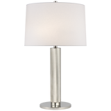 Barrett Medium Knurled Table Lamp - Luxury Lighting By Greige