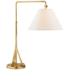 Brompton Swing Arm Table Lamp - Luxury Lighting By Greige