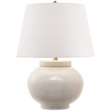 Carter Small Table Lamp - Luxury Lighting By Greige