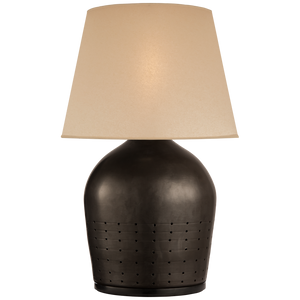 Halifax Small Table Lamp - Luxury Lighting By Greige