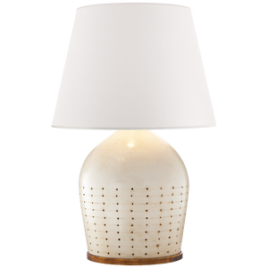 Halifax Large Table Lamp - Luxury Lighting By Greige