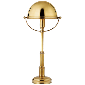 Carthage Mini Lamp - Luxury Lighting By Greige
