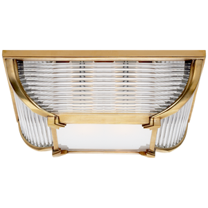 Perry Large Flush Mount - Luxury Lighting By Greige