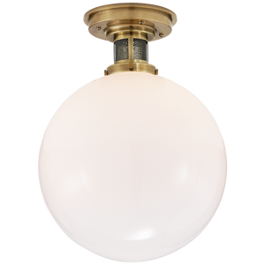 McCarren Medium Flush Mount - Luxury Lighting By Greige