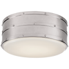 Bleeker Flush Mount - Luxury Lighting By Greige