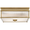 Allen Square Flush Mount - Luxury Lighting By Greige