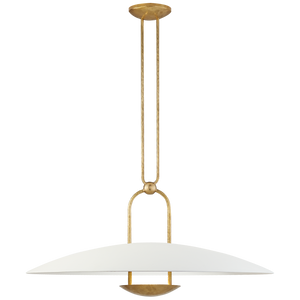 Cara Large Sculpted Pendant - Luxury Lighting By Greige