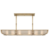 Perry Medium Linear Pendant - Luxury Lighting By Greige