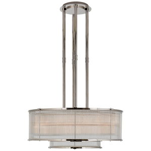 Allen Large Tiered Chandelier - Luxury Lighting By Greige