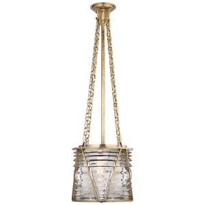 Chatham Small Lantern - Luxury Lighting By Greige