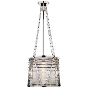 Chatham Large Lantern - Luxury Lighting By Greige