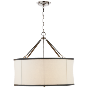Broomfield Large Hanging Shade - Luxury Lighting By Greige