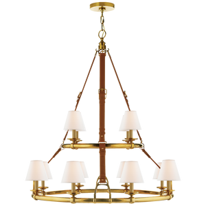 Westbury Double Tier Chandelier