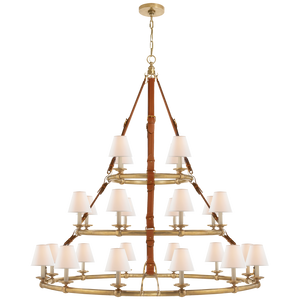 Westbury Triple Tier Chandelier