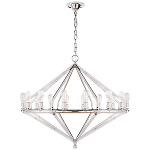 Archer Extra Large Chandelier - Luxury Lighting By Greige